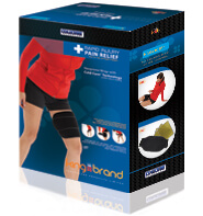 King Brand Coldcure Leg Wrap Reduces Pain and Swelling and Doesn't Cause Freezer Burn Like Ice Packs