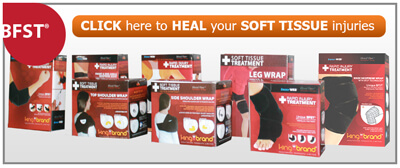 Blood Flow Stimulation Therapy Wraps