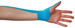 Kingbrand Blue Tape for De Quervain's Tenosynovitis