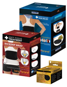 Back Injury Products and Treatment