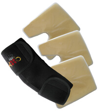 ColdCure Elbow Wrap & Gels