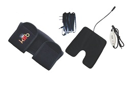 King Brand Elbow Wrap BFST Comes With a Power Controller for Better Treatment