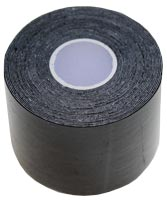 Kingbrand Black Wrist Support Tape Packaged
