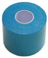 King Brand® Blue Wrist Support Tape Packaged