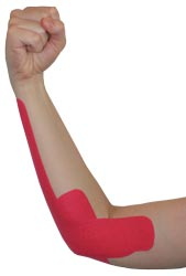 King Brand Pink Tape for Golfer's Elbow