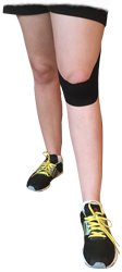 3 Inch Patellar Tendonitis Taping