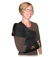 King Brand Sling Can Help with Difficult Shoulder Injuries