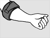 How to Apply the Wrist Wrap to Your Bicep