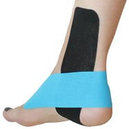 Tarsal Tunnel Syndrome Tape Application