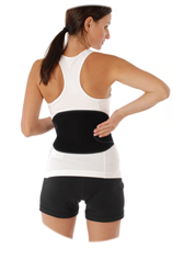 King Brand ColdCure Back Wrap