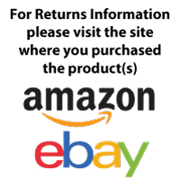 eBay and Amazon Returns